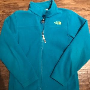 Youth size 10-12 North Face Fleece